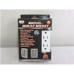 6 outlet socket