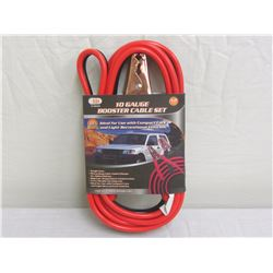 Booster cable set
