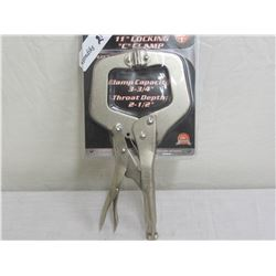11 inch Locking C Clamp