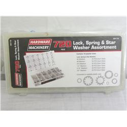 720 Piece Washer Assortment