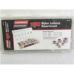 150 Nylon Locknut Assortmet