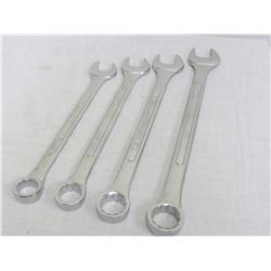 4 Piece Combination Wrench Set
