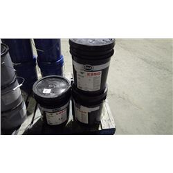 3 pails of Esso Epic 102 - 17kg grease