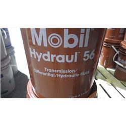 4 - 18 litre pails of mobile hydraulic 56 transmission / differential fluid