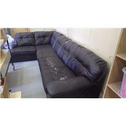 Sofa set, 2 piece sectional