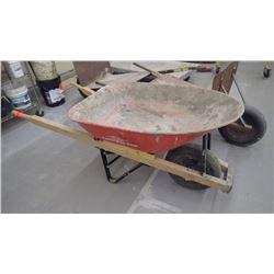 Erie contractor wheel barrows