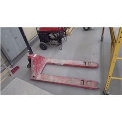 Shippers Supply pallet jack