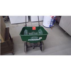 Scotts standard fertilizer spreader