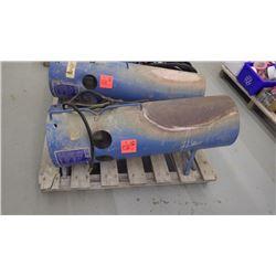 1 Surflame model S-150 propane heater, no regulator