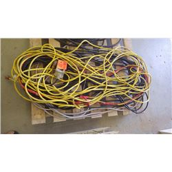 Selection of construction electrical cords