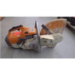 Stihl TS-400 concrete quickie saw (has no spark)