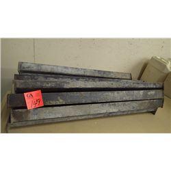 Precast sill concrete forms (approx 10)