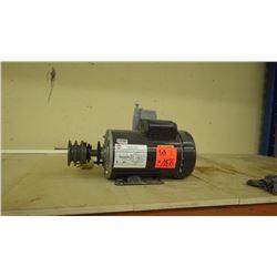 Unused U.S. motors 1-1/2 HP 115/230 extra high torch - farm duty motor (new) (TEFC 143T frame)