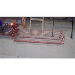 3 stackable wire racks