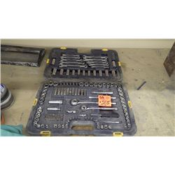 MasterCraft tool kit complete with sockets and wrenches