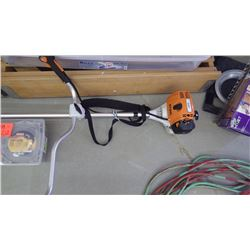 Stihl FS-90 Industrial gas trimmer with box of string line