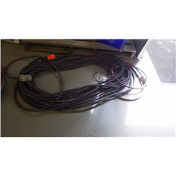 Industrial H.D. 50' extention cord plus 220v extension cord