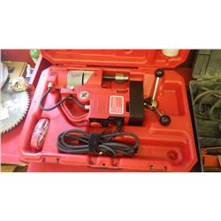 Milwaukee Cat. No. 4270-20 compact electro-magnetic drill press (new - unused)