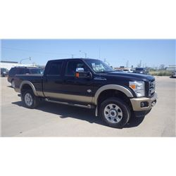 NO PST….2012 Ford F350 Super Duty King Ranch Turbo Diesel 261,960 kms Vin# 1FT8WSBT8CEC47378. Top of