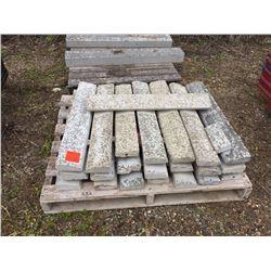 24 concrete sills