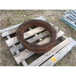 Two rolls of #9 Wire