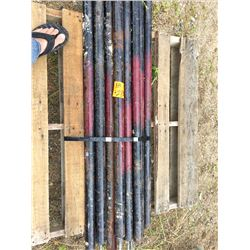 Pallet of 10 Scaffold tube tie ins