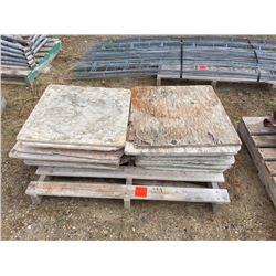 Twenty Three mortar boards