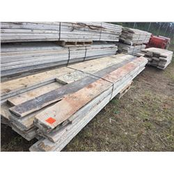 Bundle of 28 Sixteen foot planks