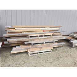 Large quantity of 2 x 4 and 2 x 6