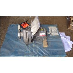 Durco centrifugal open faced pump estemated purchase price of 13,200.00