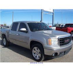 2008 - GMC SIERRA 1500