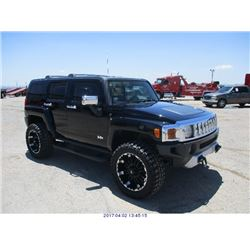 2009 - HUMMER H3 // EXPORT ONLY