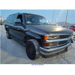 1999 - CHEVROLET SUBURBAN 1500