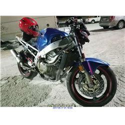 2004 - HONDA CBR600F4