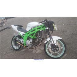 2008 - HYOSUNG GT650