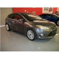 2012 - FORD FOCUS // EXPORT ONLY
