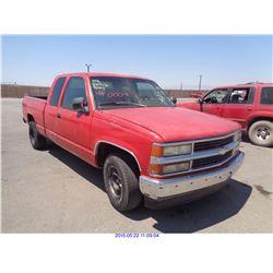 1993 - CHEVROLET CK 1500