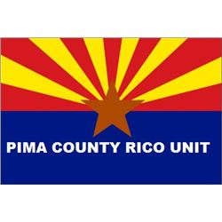 PIMA COUNTY RICO UNIT SEIZED ITEMS