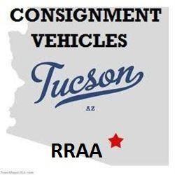 Tucson, AZ RRAA Consignment Vehicles