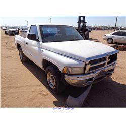 2000 - DODGE 1500