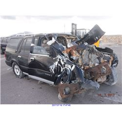 2000 - LINCOLN NAVIGATOR // PARTS ONLY