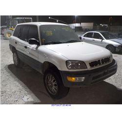 1998 - TOYOTA RAV 4