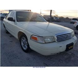 1998 - FORD CROWN VICTORIA