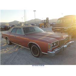 1973 - FORD LTD