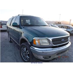1998 - FORD EXPEDITION  // REBUILT SALVAGE