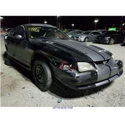 1997 - FORD MUSTANG  // SALVAGE TITLE