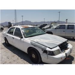 2005 - FORD CROWN VICTORIA with TX Title