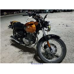2016 - SUZUKI MOTORCYCLE