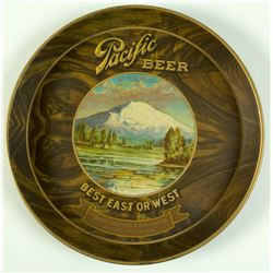 Carson Brewing Company Saloon Tray, Pacific Beer