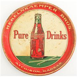 Hekelnkaemper Bros. Soda Tray